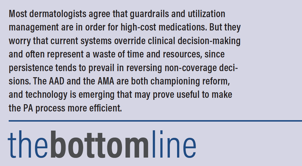 Dealing With Prescription Prior Authorization In Dermatology